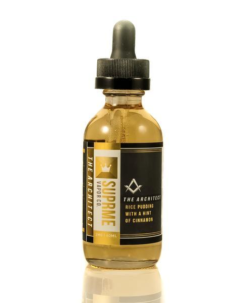 Suprme Vapor Co. - The Architect e Juice
