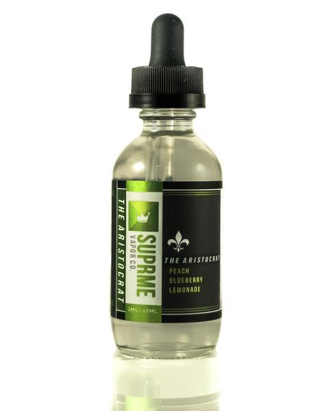 Suprme Vapor Co. - The Aristocrat vape juice