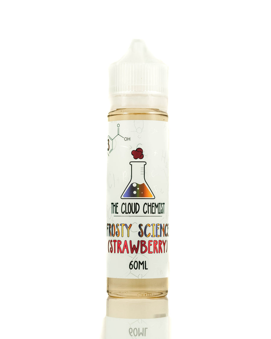 Frosty Science Strawberry Cloud Chemist eliquid
