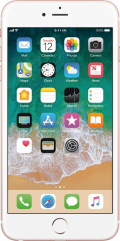 Apple - Iphone 6s 128gb - Rose Gold (sprint)