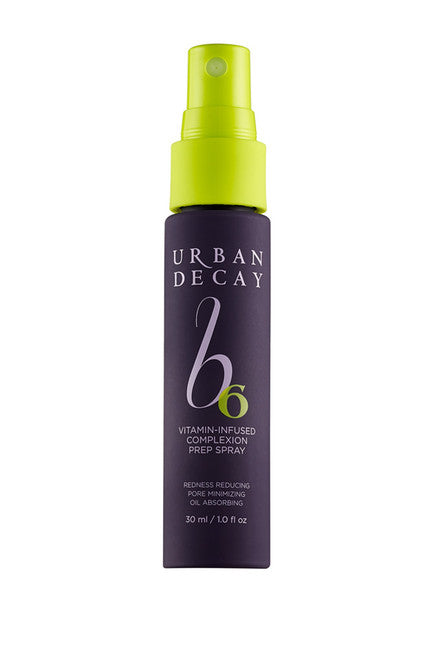 Authentic Urban Decay B6 Vitamin Infused Complexion Prep Priming Spray - 1 fl. oz