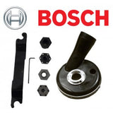 "5"" DELUXE BOSCH 1806E GRINDER-VAC KIT WITH CONVERTIBLE SHROUD"