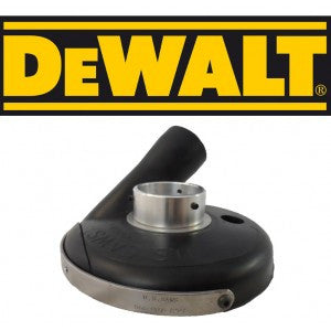 "7"" BASIC DEWALT GRINDER-VAC KIT WITH CONVERTIBLE SHROUD"