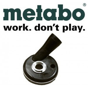 "5"" METABO BASIC GRINDER-VAC KIT WITH CONVERTIBLE SHROUD"