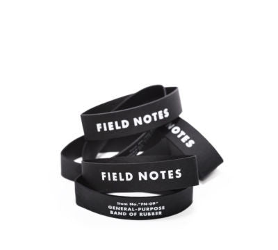 Field Notes Band of Rubber