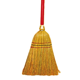 Children's Straw Broom