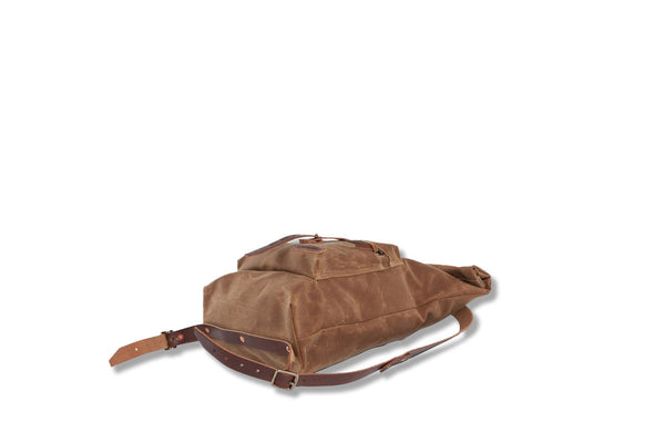 The Day Pack- Brush Brown