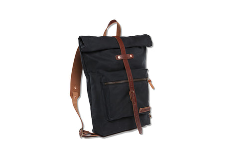 The Day Pack- Black