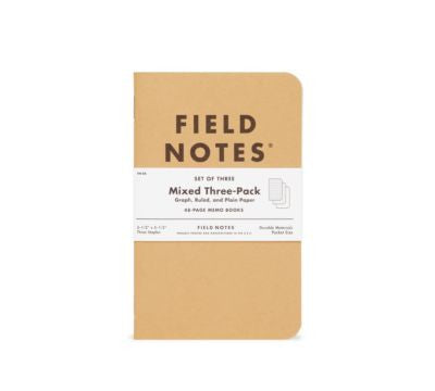 Field Notes Kraft-Mixed