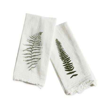 Fern Napkin Set
