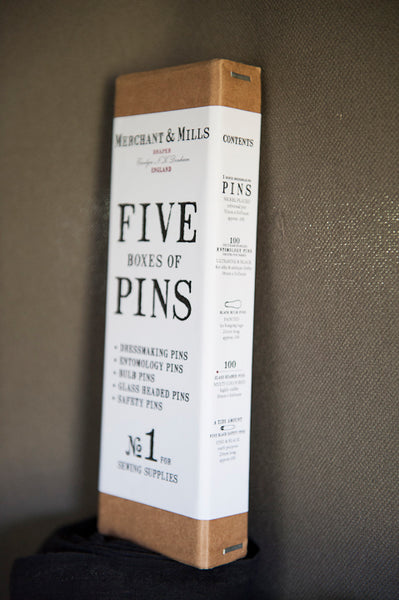 Five Pin Set