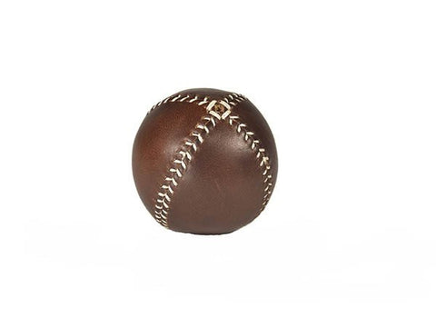 Lemmon Ball - Brown/White