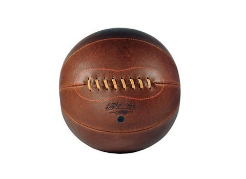 Leatherhead Naismith Lace Up Basketball