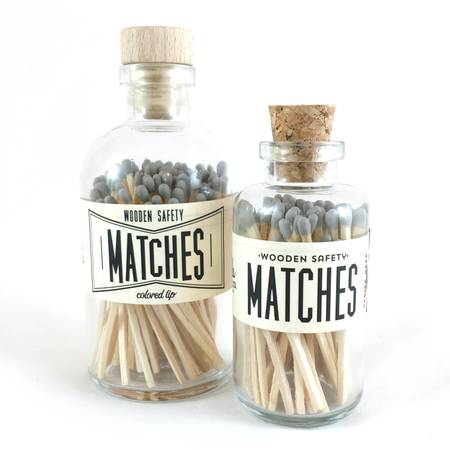 Vintage Gray Matches