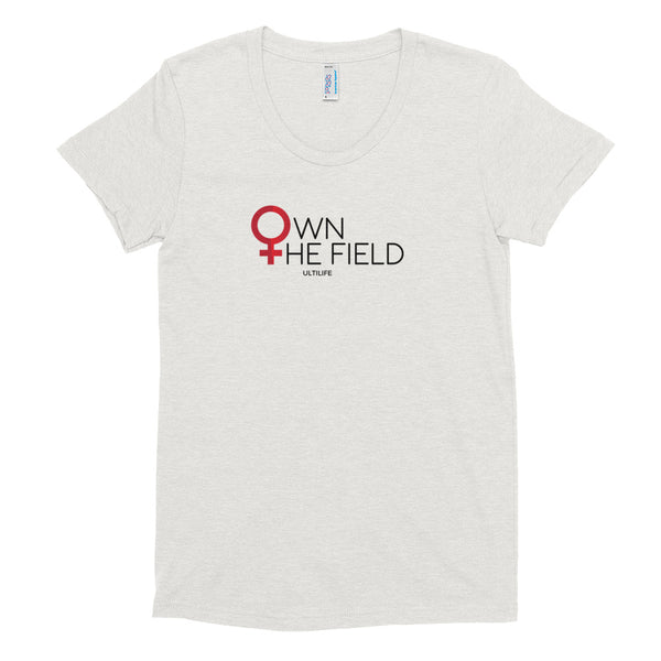 Own the Field Tee