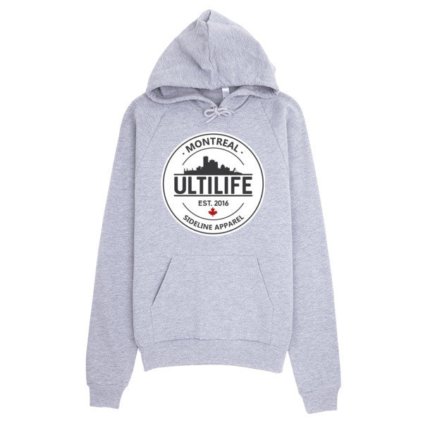 Montreal Pullover Hoodie