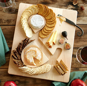 Ampersand Snack Board