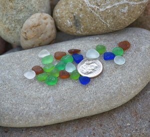 Nova Scotia Seaglass Lot 3