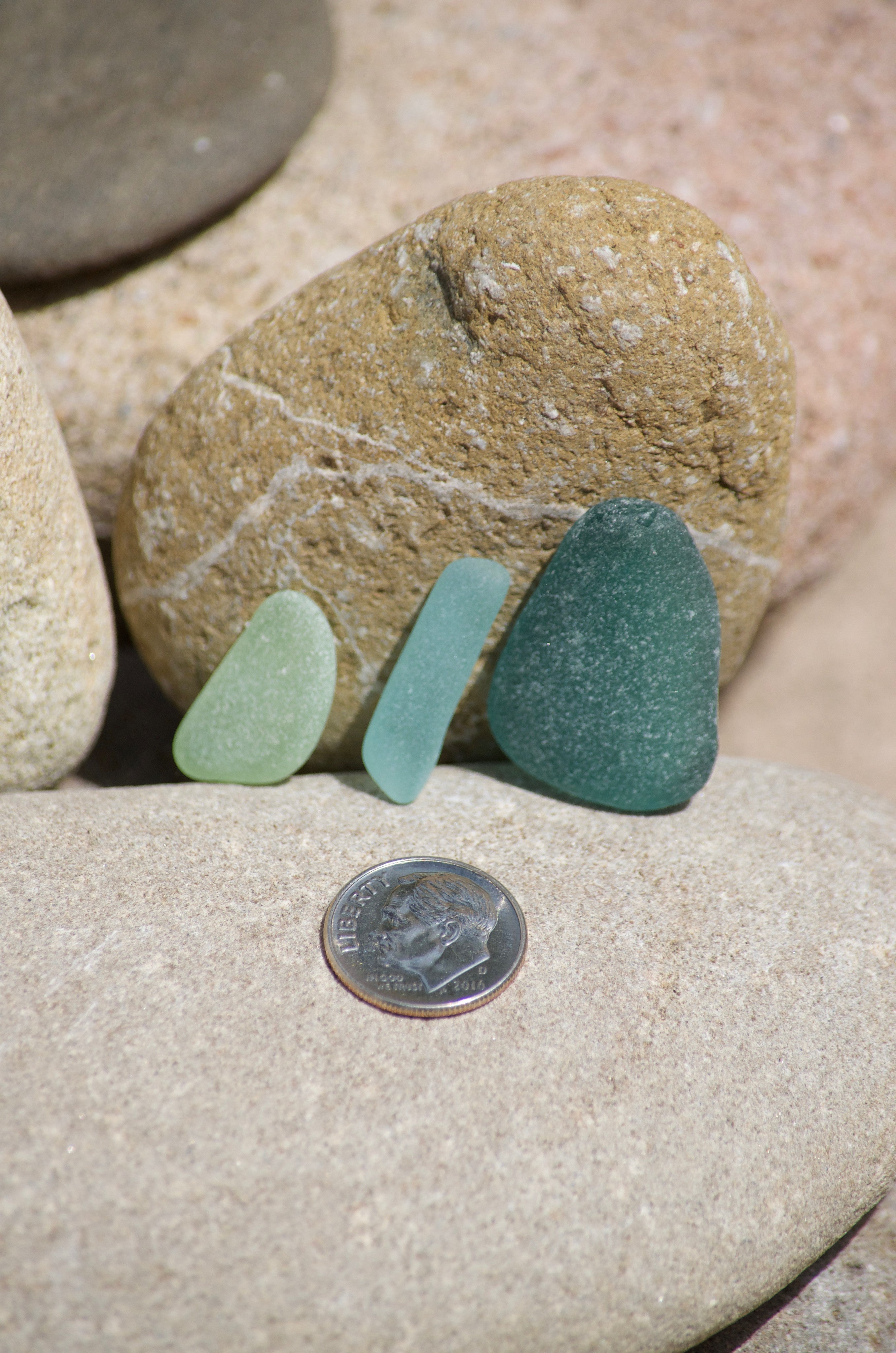 Greek Seaglass Lot 1