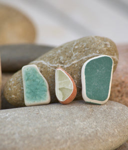 Greek Seaglass Lot 4