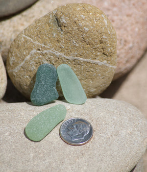 Greek Seaglass Lot 2