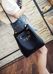 Cat Bucket Bag