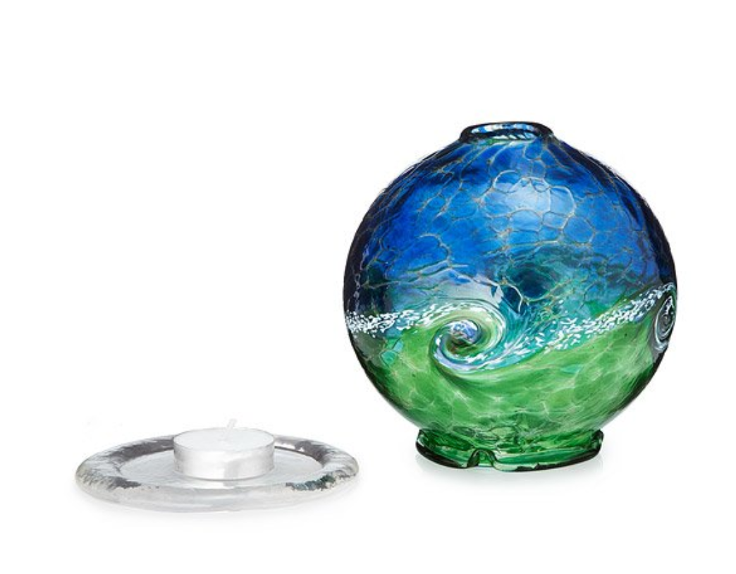 Swirl Candle Dome