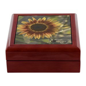 Autumn Beauty Jewelry Box - Indian Summer