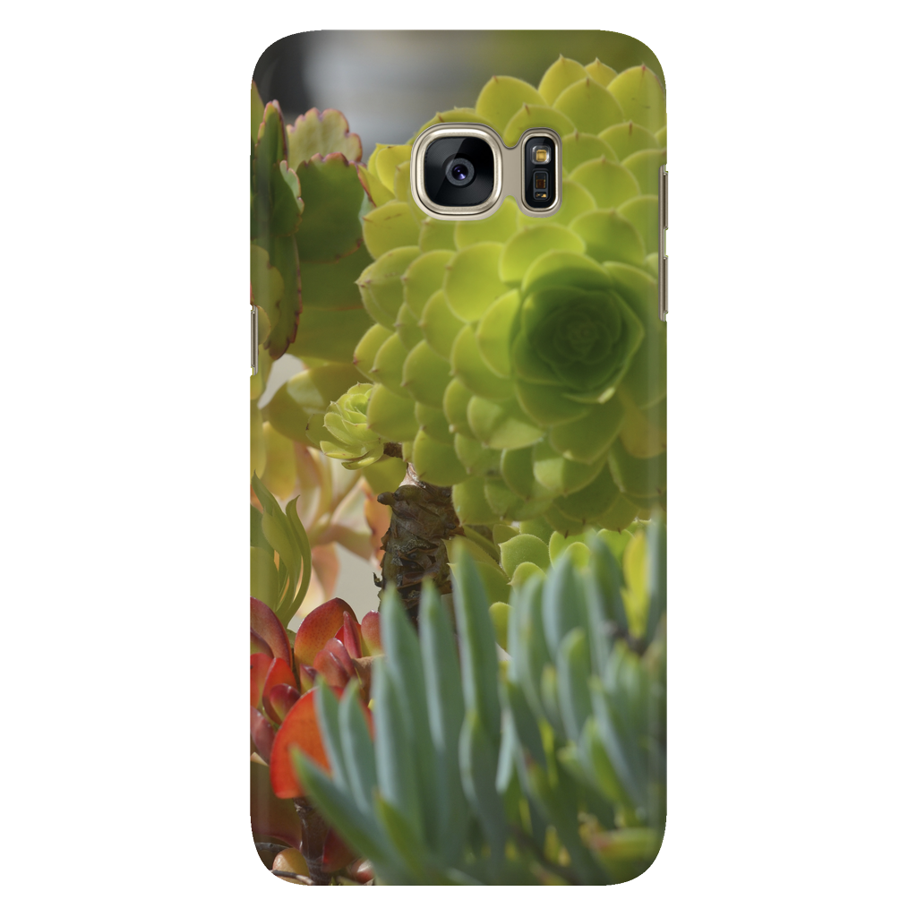 Succulent Galaxy S7 Case