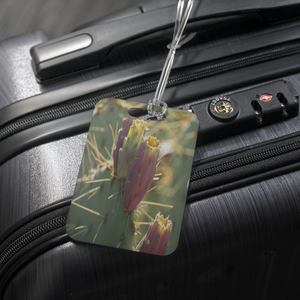 Desert Beauty Luggage Tags - Sparkle