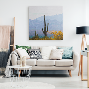 Desertscape Wall Art - Shadows