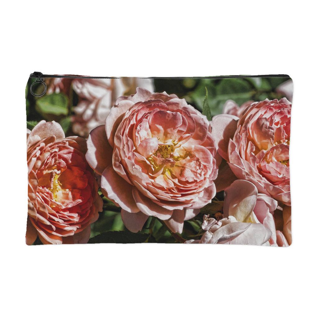 Coming Up Rosy Pouch
