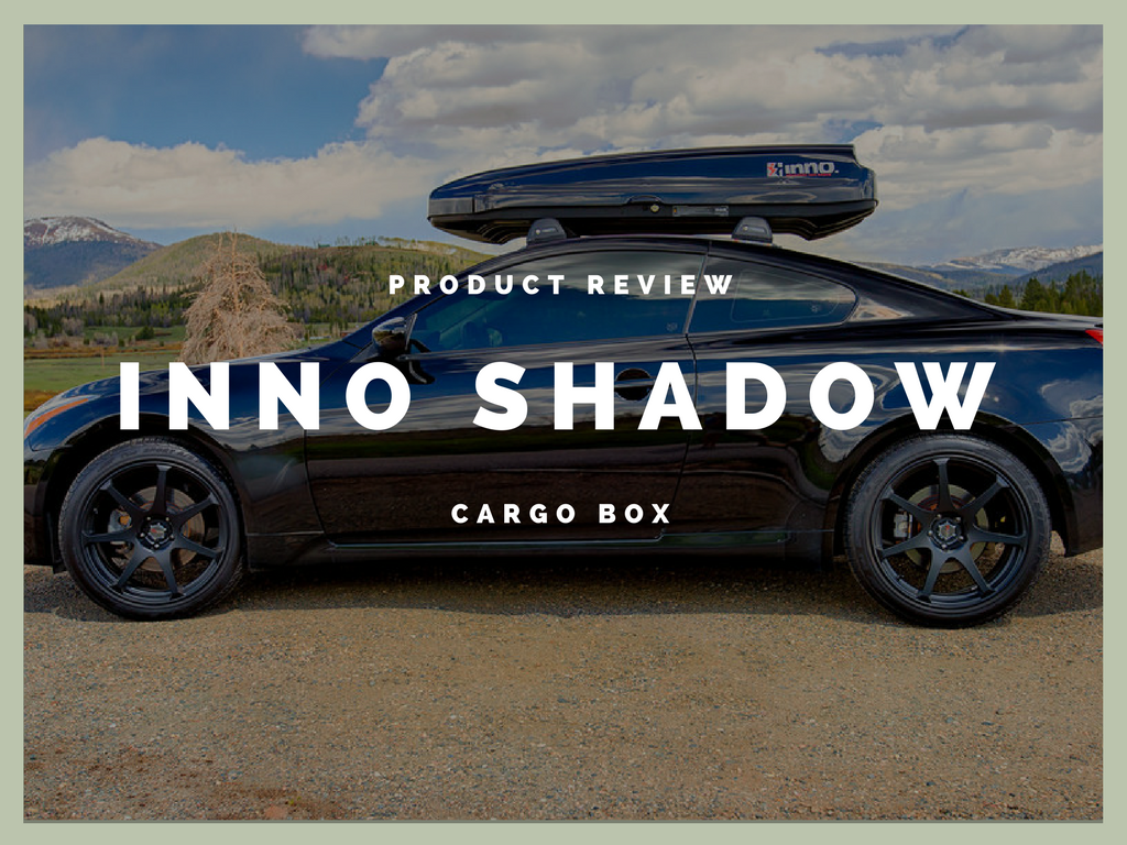 Inno shadow cargo box line - Product Review