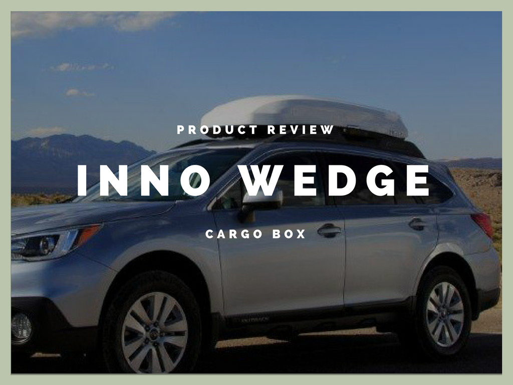 Inno Wedge cargo box - product review