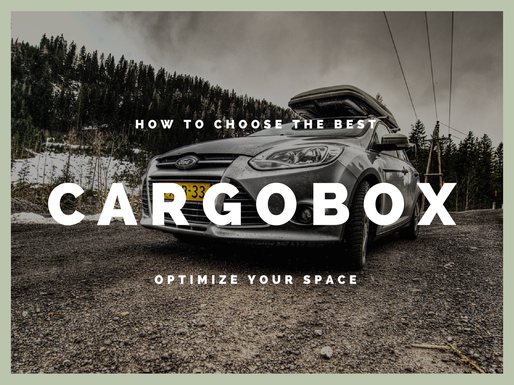 How to choose the best cargo box: Inno Cargo Box