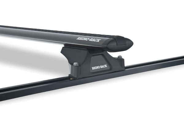 VORTEX RLTP TRACKMOUNT BLACK 3 BAR ROOF RACK