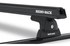 "HEAVY DUTY BLACK 2 BAR 59"" ROOF RACK"