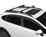 Inno Base Raised Rail IN-FR Factory Rack System - roof rack - Inno Rack