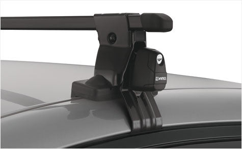 Inno Base Naked Roof IN-SU Roof Rack System - roof rack - Inno Rack
