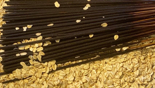 Oatmeal Milk & Almond Incense Sticks