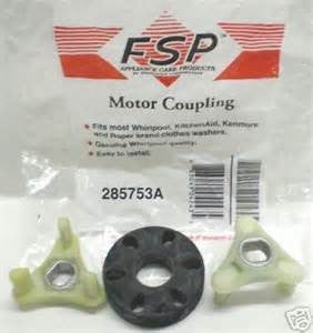 Washer motor coupler 285753A