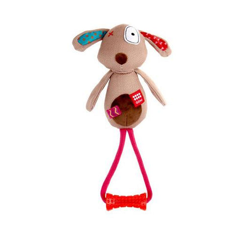 Gigwi Plush Friendz Dog Stick