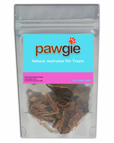 Pawgie Tuna Fillet Cat Treats
