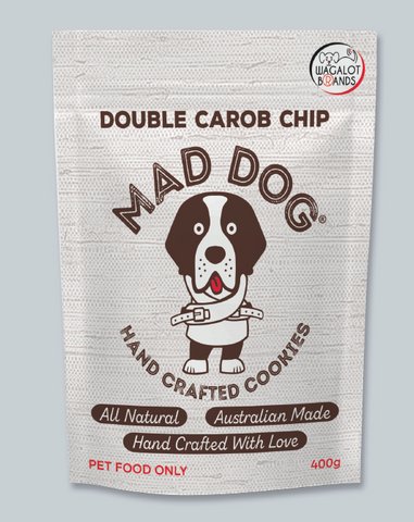 Mad Dog Double Carob Chip
