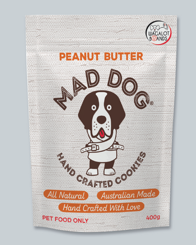 Mad Dog Peanut Butter