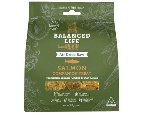 Balanced Life - Air Dried Raw Salmon Cat Treats