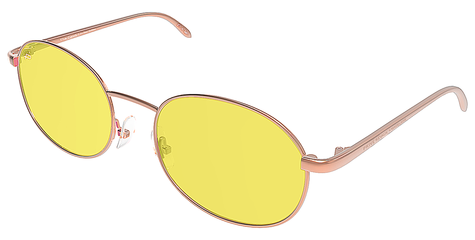 CANDY YELLOW/ROSE GOLD - URBANE GENTS PH