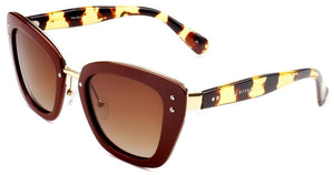 GRACE RED BROWN TORTOISE - URBANE GENTS PH