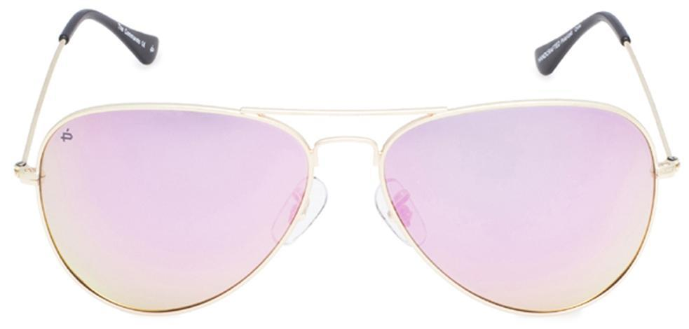 Commando - Champagne Gold/Pink Mirror - URBANE GENTS PH