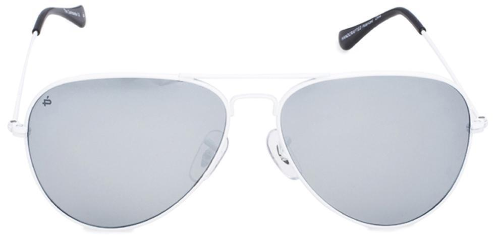Commando - Shell White/Silver Mirror - URBANE GENTS PH